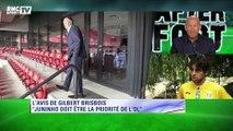 """Le message de Gilbert Brisbois à Aulas : """"Juninho doit être la priorité du mercato"""""""