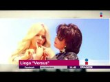 Gloria Trevi y Alejandra Guzmán presentan su disco | Imagen Noticias con Yuriria Sierra