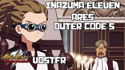 Inazuma Eleven Outer Code 05 VOSTFR