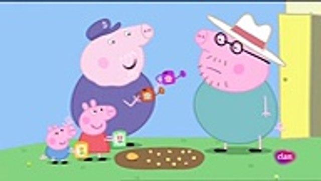 ►Peppa Pig en español ★ Peppa Pig NUEVOS Capitulo 11 ★ Peppa y Jardín de George,Temporada tv series películas completas 2017