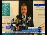 #غرفة_الأخبار | وزير الاتصالات وتكنولوجيا المعلومات يوجه كلمة في مؤتمر أحمد زويل