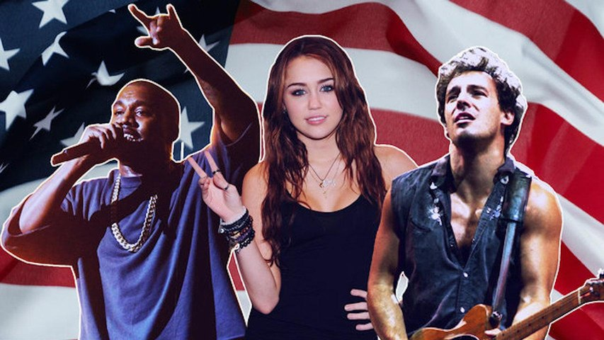 5 Awesome 'America' Songs for the 4th of July Holiday | Billboard News