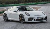 2018 Porsche 911 GT3 VS Porsche 911 GT2 RS