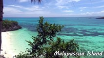 How to travel from Malapascua Island to Bantayan Island by Boat   Top Philippines Travel Videos