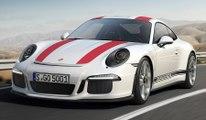 2018 Porsche 911 R VS Porsche 911 GT2 RS