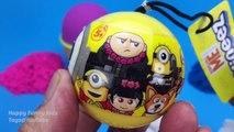 Kinetic Sand Ice Cream Surprise Toys Chupa Chups Kinder Joy Mineez Kinder Egg Learn Colors