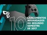 Os 10 lançamentos mais aguardados do segundo semestre de 2017 - TecMundo