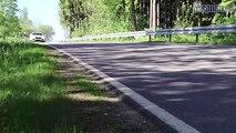 POV 2017 Honda Civic Type R  Sound  Autobahn  Topspeed - AUTO BILD SPORTSCARS