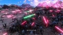 Massive 40000 Clone Army v Droids Star Wars Clone Wars Ultimate Epic Battle Simulator Game