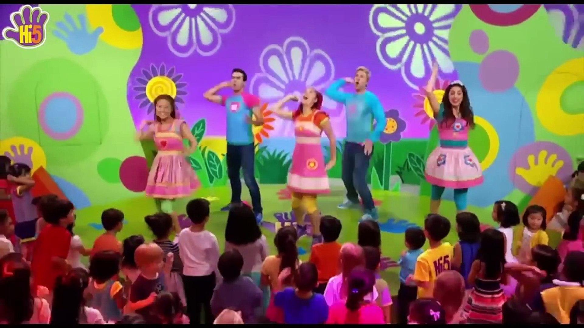 Hi 5 Songs   The Best Things In Life Are Free & More Kids Songs Hi5 Season  16 Songs of the
