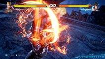 TEKKEN 7 - How Hwoarang Lost His Eye (1080p 60fps) - video
