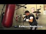 pelos garcia working for BKB Championship fight EsNews Boxing