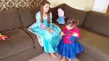 Bébé mal Emilie la magie Magie Princesse effrayant neige homme araignée blanc 03 elsa anna 1