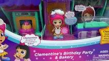 Y panadería cumpleaños volteretas de fiesta juego Vtech de clementine suplaytime612
