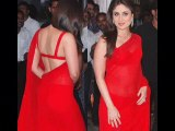 Bollywood Actresses Cleavage Show & Bare Back Show | Kareena Kapoor, Sunny Leone & More