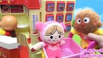アンパンマン アニメ おもちゃ マクドナルド ドライブスル�