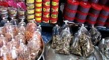 Poissons et Crustacés  Thailande
