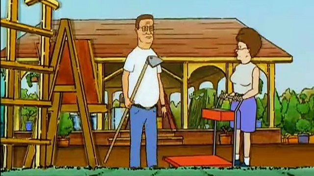 King of the Hill - S 1 E 11 - King of the Ant Hill
