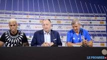 OL : Jean-Michel Aulas veut Juninho au poste de directeur sportif