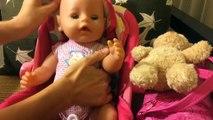 Bébé née création Anglais vidéos Zapf emma