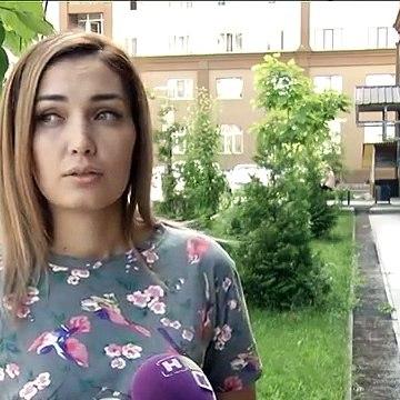 Тапа тал түсте актриса Сая Оразғалиеваның үйін тонап кетті