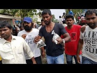 Celebes Rescue Operation  @ Chennai