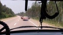 Comment transporter des troncs d'arbre en voiture ?