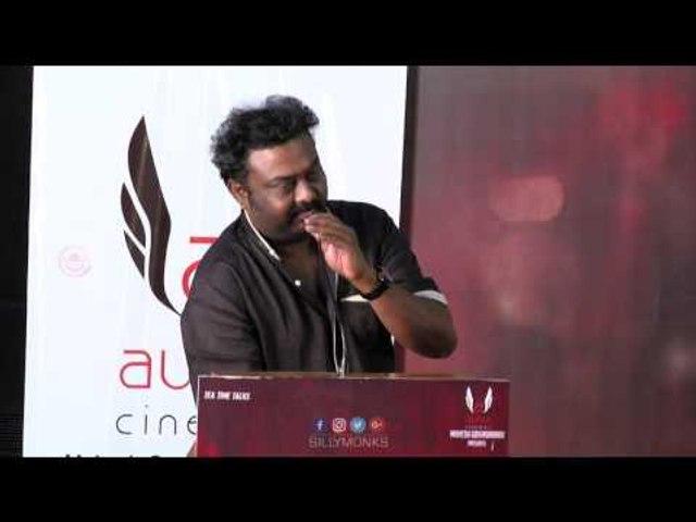 பருத்திவீரன் படத்துக்கு பிறகு நான் புடிச்சு நடிச்ச படம் - Saravanan at ''Pandigai'' Press Meet
