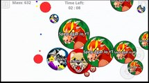 Les meilleures le plus grand anomalie pirater dans Messe des moments Nouveau monde Enregistrer agar.io mobile agario mobile ag