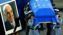 Végső búcsút vettek Helmut Kohltól