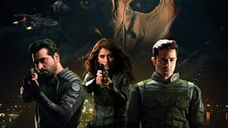 Project Ghazi - Official Trailer - Pakistani New Movie 2017 - Sheheryar Munawar & Syra Shehroz