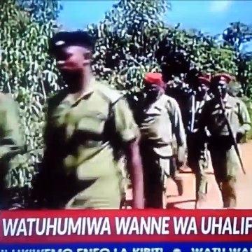 POLISI yajibu mapigo yaua WAUAJI wa KIBITI /mkuranga