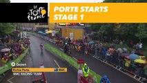Richie Porte - Étape 1 / Stage 1 - Tour de France 2017