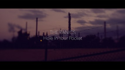 The Panics - Hole In Your Pocket