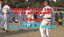 stage été Toulon 2016 clip version longue