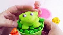 Bébé bain poupée dans jouer faire semblant temps équipe Bathtime gumballs skittl