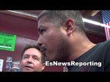 rios sparring partner the voice rios is ready to beat pacquiao EsNews Boxing