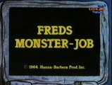 Familie Feuerstein - 112. Freds Monster-Job
