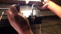 como pelar el cable de cobre