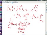 preCalculus with TI84C Chapter12 Section02 Arithmetic Sequences