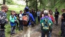 Hautes-Alpes : inauguration des 7 nouvelles œuvres du Parcours des Fées à Crévoux