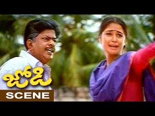Simran Makes Fun With Janagaraj - Superb Comedy Scene || Jodi Movie Scenes