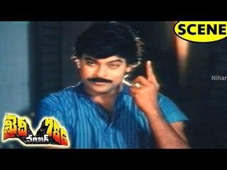 Chiranjeevi And Mohan Babu Stunning Fight Scene || Khaidi No.786 Movie Scenes