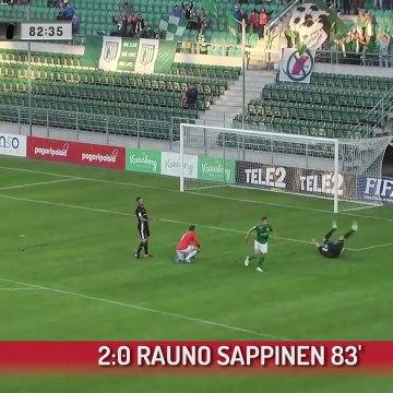 17. voor 2017: Tallinna FC Flora Nõmme Kalju FC 2:0 (1:0)
