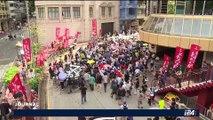"""Rétrocession de Hong Kong à la Chine: Xi Jinping trace une """"ligne rouge"""" à ne pas franchir"""