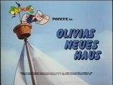 Popeye, der Seefahrer - 32. Betonklötze / Olivias neues Haus / Das Gespensterhaus