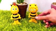 Play Doh oyun hamuru - dondurma seti ve Arı Maya. Kız çocuk videoları ve oyunları!,Çizgi film izle masal animasyon 2017