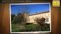 Location Ferme, Villefranche-de-lauragais , 1 004€/mois