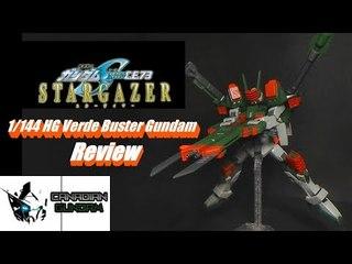 1/144 HG Verde Buster Gundam Review