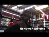 steve forbes wants to see mayweather vs garcia EsNews Boxing